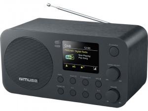 MUSE M-128 DBT Radio de Table FM / DAB / DAB+ et Bluetooth LSAMSE0002-20