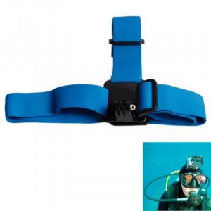 Ceinture à tête élastique réglable TMC antidérapante pour GoPro Hero 4/3 + / 3/2/1 SC012L0-20