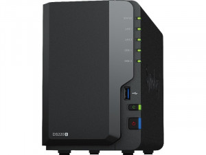 Synology DiskStation DS220+ Serveur NAS 2 To NASSYN0556N-20