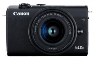 Canon EOS M200 Kit noir + EF-M 15-45 IS STM 495476-20