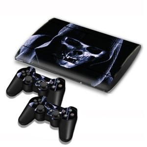 Autocollants pour autocollants série série pour console de jeux PS3 SA004T-20