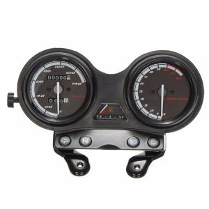 Compteur de vitesse complet horloges moto DC 12V moto pour YAMAHA YBR 125 CC56705-20