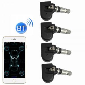 VC601 TPMS 4 Capteurs intégrés Surveillance de la pression des pneus Système d'alarme Système de diagnostic avec Bluetooth 4.0 Travailler sur Android / iOS / iPad SV2566-20