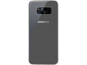 BigBen Coque semi-rigide transparente pour Samsung Galaxy S8 AMPBBN0002-20