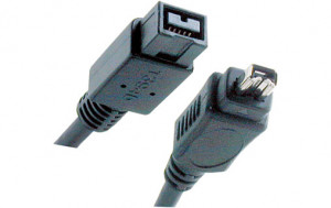 Câble FireWire 800 9-4 br 1.8M CABMWY0004-20