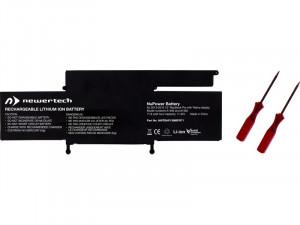 """NewerTech NuPower Batterie 72 Wh MacBook Pro 13"""" Retina fin 2013 à début 2015 BATOWC0028-20"""