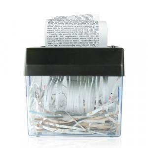 Mini destructeur de papier USB et ouvreuse de lettre DDPUS01-20