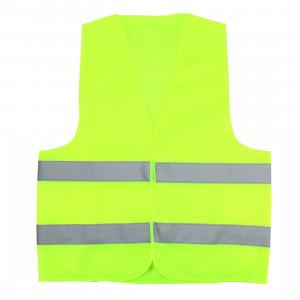 Gilet jaune XXL réfléchissant gilet de sécurité fluorescent SG0220733-20