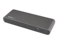 StarTech.com Thunderbolt 3 Dock Dual 4K Mac and Windows Docking station Thunderbolt 3 DP GigE XTTBDKDPMAWUE8-20