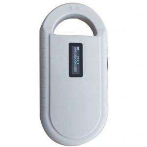 Fournitures d'animal familier de scanner de lecteur de cartes de poignée de poignée d'identification de animal portatif CF58471255-20