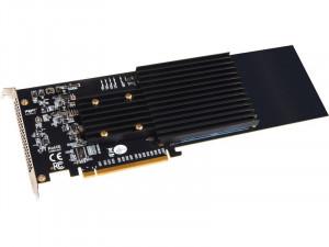 Sonnet M.2 4x4 PCIe Carte PCIe pour 4 SSD M.2 NVMe Compatible Thunderbolt CARSON0064-20