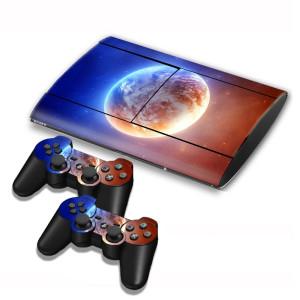 Autocollants pour autocollants série série pour console de jeux PS3 SA004S-20