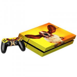 Stickers autocollants en vinyle pour console de jeux PS4 SS025Q-20