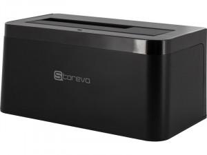 "Storeva DriveDock Type-C Dock USB-C USB 3.1 UASP pour disques 2,5"" et 3,5"" ADPSRV0157-20"