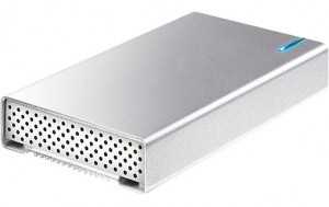 "Storeva AluICE mini Turbo 1 To 2,5"" 7200 tr/min USB 3.0 et FireWire 800 DDESRV0372N-20"