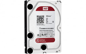 "1 To SATA III 3,5"" Western Digital RED Disque dur pour NAS DDIWES0087-20"