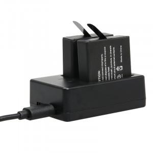 Pour le chargeur double batterie GoPro HERO5 AHDBT-501 SP06335-20