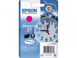 Epson encre Magenta 27 pour imprimante WorkForce ENCEPS0388-20
