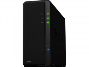 Synology DiskStation DS118 Serveur NAS 10 To NASSYN0485N-20
