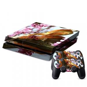 Autocollants en autocollant de serpent pour console de jeux PS4 SA016U-20