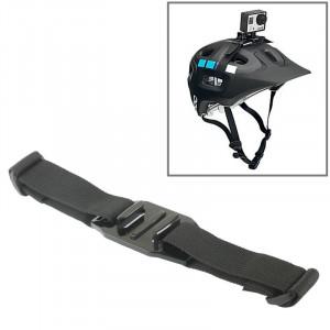 Courroie de ceinture de montage pour casque d'appareil photo extérieur pour GoPro HERO4 / 3+ / 3/2/1 (Noir) SC01226-20