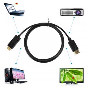 Câble mâle DisplayPort to HDMI, longueur du câble: 1,8 m SC0243-20