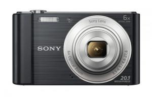 Sony DSC-W810B noir 766612-20