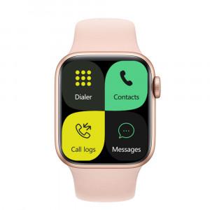 Iwo 13pro Smart Bracelet Sports de Plein Air Santé Moniteur Plein Écran Tactile Smartwatch Rose C8715OMXO971-20