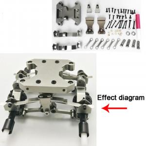 1:16 Accessoires de châssis en métal DIY Mise à niveau des pièces métalliques modifiées C153591273-20