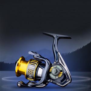 Moulinet de pêche en eau de mer tournante 6.0: 1 / 7.2: 1 / 10BB Manivelle CNC en EVA Grip Corps en graphite moulinet pour la pêche en mer 3000XG (rapport de vitesse de 7,2) C0RIK412352-20