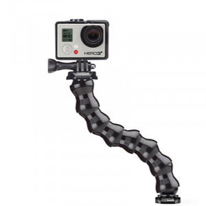 TMC 7 Joint 360 Degrees Rotation Coupe réglable pour GoPro Hero 4 / 3+ / 3/2/1 Flex Clamp Mount V2 ST43238-20