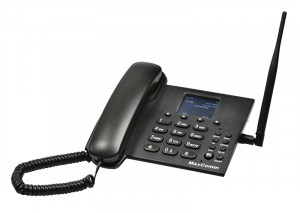 Téléphone fixe de bureau GSM / 3G avec fonction Hotspot 3G MW42-20