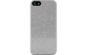 Novodio Glitter Case Silver Coque de protection pour iPhone 5 / 5s / SE IP5NVO0029-20