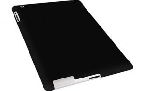 Novodio Smart BackCover Black Mat Coque pour iPad 2 compatible Smart Cover IPDNVO0024-20