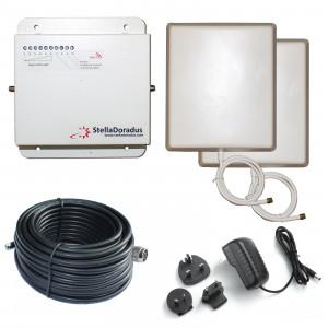 Stella Doradus Booster / répéteur / amplificateur de signal mobile 3G 1000m² BRSM3G1000m01-20