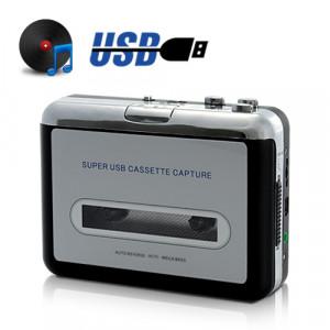 Lecteur cassette convertisseur lecteur MP3 LCCLM01-20