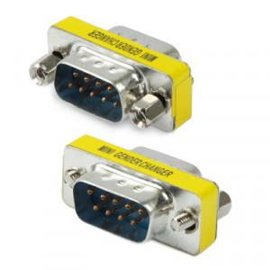 Convertisseur Serial RS232 DB9 9 Pin Male vers Male CSRSDB01-20
