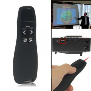Présenteur laser multimédia, récepteur USB pour ordinateurs fixes et portables 15m PLMRUOFP05-20