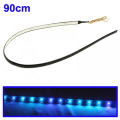 Barre Flexible à 60 LEDs Bleues (90cm)