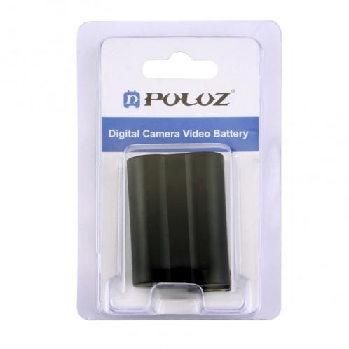 Batterie lithium-ion PULUZ EN-EL15 7.4V 1500mAh pour Nikon D7500 / D7000 / D800 / D800E / V1 / MB-D11 / MB-D12 SB10302-05