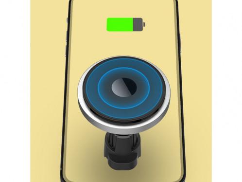 Chargeur voiture magnétique sans fil pour iPhone 12 mini, 12, 12 Pro, 12 Pro Max AMPGEN0043-04