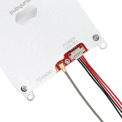 Sunhans eSunRC Booster de signal Wifi dual band 4000mW 2.4GHz&5.8GHz pour drone SHRC5824G4W-09