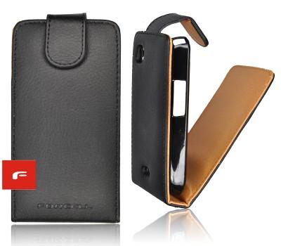 Etui Forcell Prestige pour HTC Salsa (G15) Noir 2000000063461-01