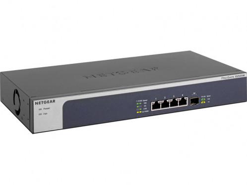 Netgear XS505M Switch Ethernet 4 ports 10 Gigabit + 1 port SFP+ SWINEG0011-04