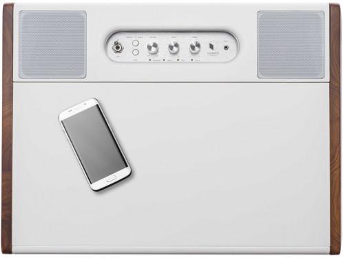 La Boite concept Cube Corian Series Enceinte acoustique sans fil Bluetooth 4.0 HAULBC0033-05