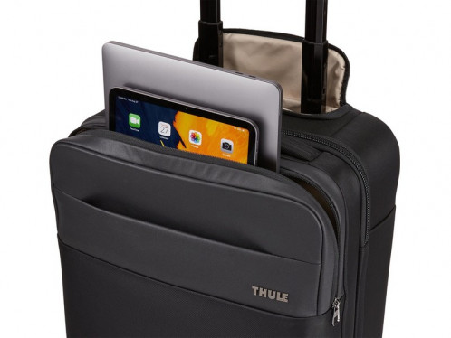 Thule Spira Compact Carry On Spinner Noir 27L Bagage cabine à roulettes SACTHU0069-04