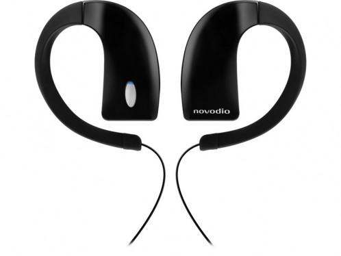 Novodio iH2O Noir Écouteurs intra-auriculaires étanches Bluetooth MICNVO0020-05