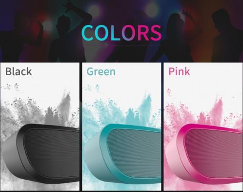 ZEALOT S9 Haut-parleur stéréo 3D portable Bluetooth Mini haut-parleur sans fil Bass Music Center Rouge C5895342-09