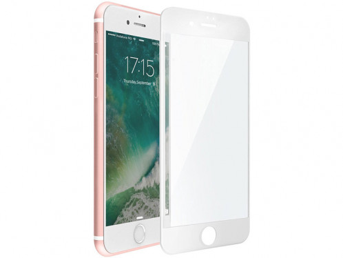 X-Fitted Tempered Glass Vitre de protection pour iPhone 7 Plus/iPhone 8 Plus IP7XFT0007-04