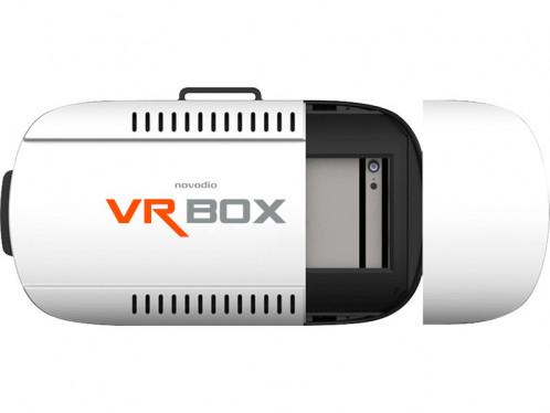 Novodio VR Box Casque de réalité virtuelle pour smartphones RVTNVO0001-04